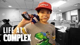 DO KIDS LIKE SUPREME? | #LIFEATCOMPLEX
