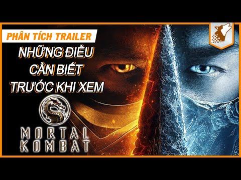 Những Điều Cần Biết Trước Khi Xem Mortal Kombat 2021 | Phân Tích Trailer Mortal Kombat | Maximon