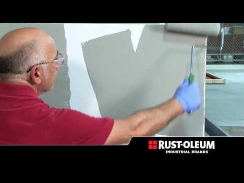 Rust-Oleum Industrial- High Performance DTM Epoxy Mastic (9100 System)