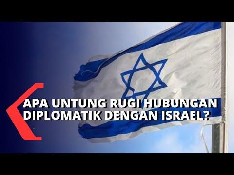 Untung Rugi Hubungan Diplomatik Indonesia-Israel