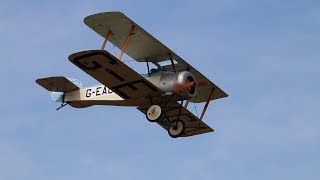 Shuttleworth Collection Old Warden England 2018   WW I Aircraft