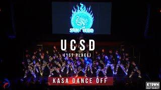 UCSD [1st Place] | KASA FRESHMEN DANCE-OFF 2018 [OFFICIAL 4K]