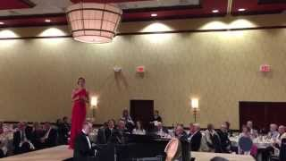 "Katherine Sandoval Taylor sings ""I Have a Love"" (West Side Story)"