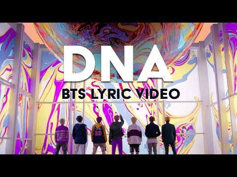 BTS - DNA [LYRIC VIDEO] [HAN|ROM|ENG]