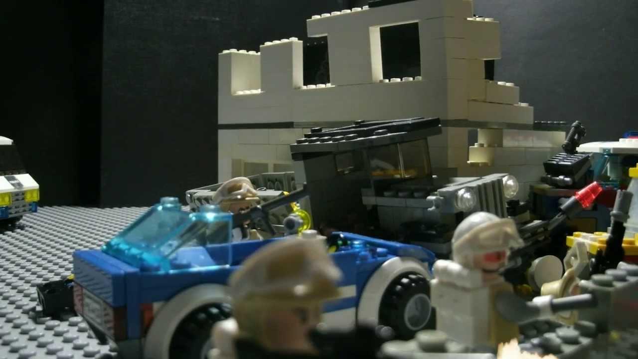 "LEGO ""Alien Conquest"" | Jordan Hofer Ufologist |Lego Alien Invasion"