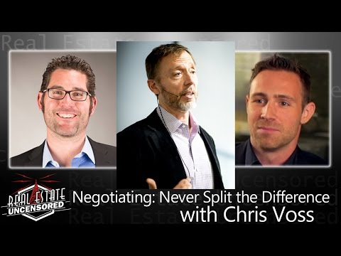 Negotiating: Never Split the Difference with Chris Voss