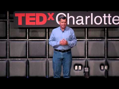 Helping Humpty Dumpty Through the Power of Employment | John Austin | TEDxCharlotte