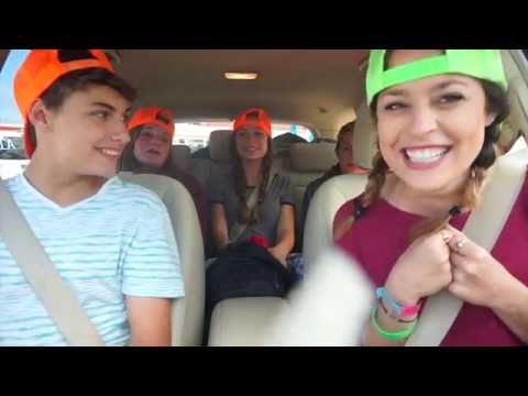 Carpool Karaoke 8th Grade Edition