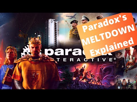 Paradox looks like it might have a sexual harassment case on the horizon