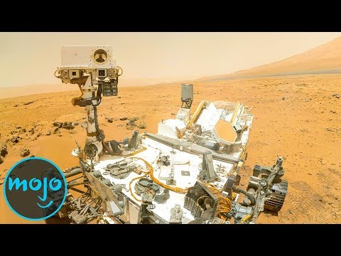 Top 10 Greatest Space Missions to Other Planets