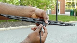 How to Replace Windshield Wipers on Your Car-  Replacing Wiper Blades