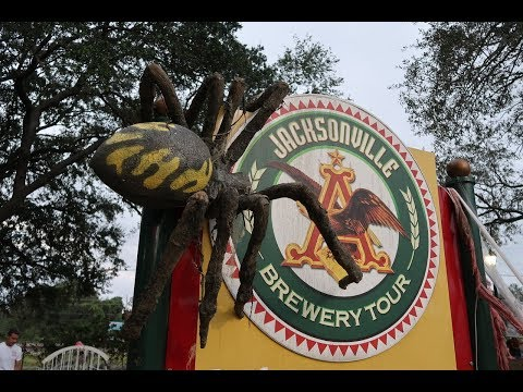 We Experience The Haunted Brewery In Jacksonville, FL