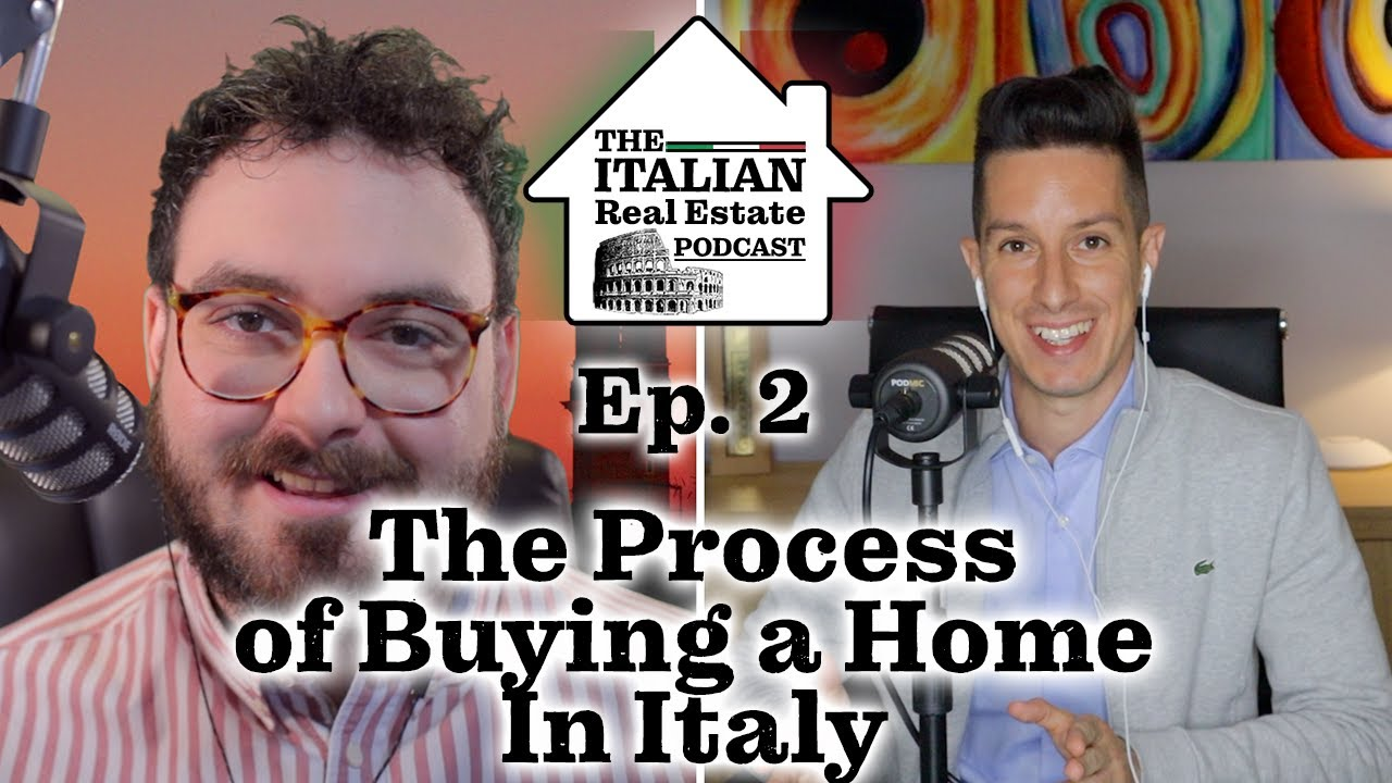 The Process of Buying a Home in Italy