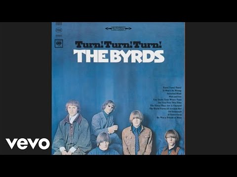 The Byrds - It Won't Be Wrong (Audio)