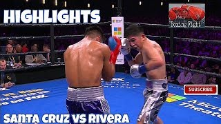 Santa Cruz vs Rivera HIGHLIGHTS only FULL HD music, 17 Feb 2019