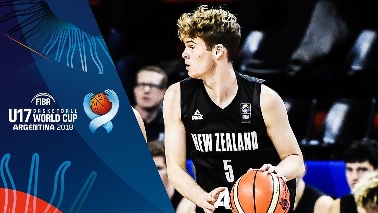 China v New Zealand - Full Game