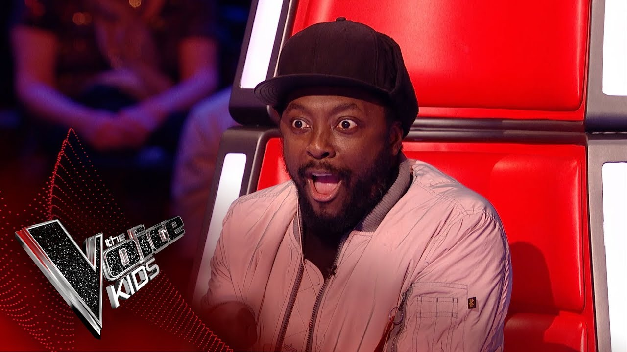 Will S Best Bits The Voice Kids Uk 2017 Youtube