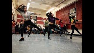 URVASHI | Yo Yo Honey Singh | PRABHUDEVA | AR Rahman | Dance Choreography
