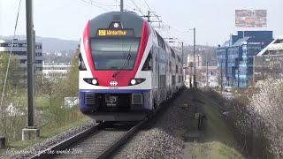 Transports In Zurich Kloten: Train, Tram, Bus And Planes