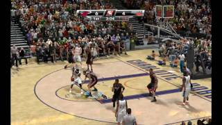 NBA 2K9 PC Gameplay HD4850 [HD] 720p