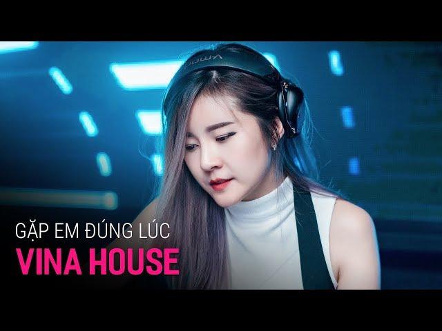 NONSTOP Vinahouse 2018 | Gặp Em Đúng Lúc Remix - DJ Phê Pha | Nhạc China Chơi Liên Quân Remix 2018