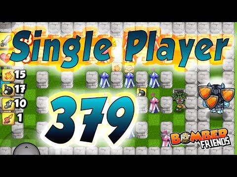 Bomber Friends - Single Player Level 379 ✔️