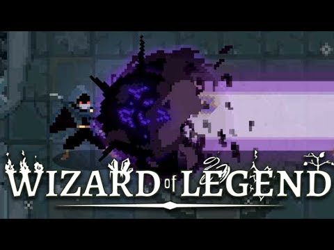 Wizard Of Legend - Full Chaos Arcana Only Run