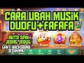 cara ubah musik slot duofuduocai+fafafa jedag jedug higgs domino island