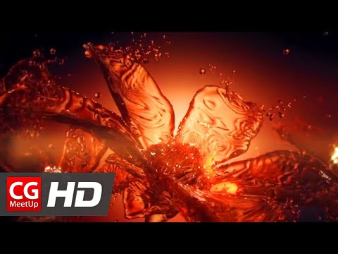 """CGI 3D Tutorials """"Water Flowers Blossoming in Houdini Tutorial"""" by Mike Stoliarov"""