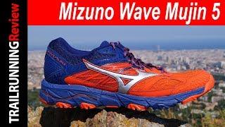 Mizuno Wave Mujin 5 Review - La zapatilla de larga distancia de la casa japonesa