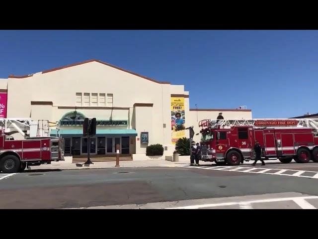 Buque de la Marina estadounidense se incendió tras registrar una explosión a bordo