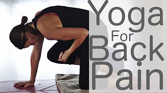 yoga for low back pain upper back pain neck stiffness