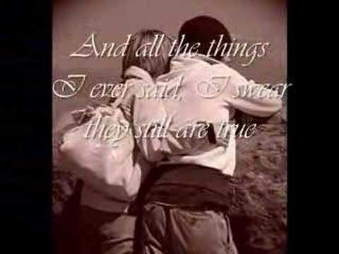 song torn between lovers