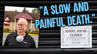 Hear the HEARTBREAKING story from a business manager who lost everything during COVID 19 lockdowns
