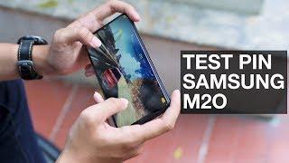 """Samsung Galaxy M20: smartphone tầm trung pin """"trâu"""" nhất"""
