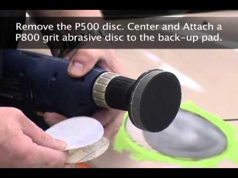 3M™ Headlight Lens Restoration System How to video