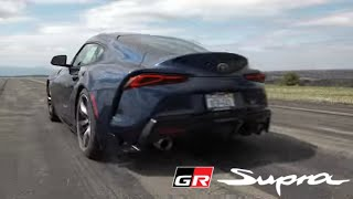 2020 Toyota GR Supra | The Ultimate Driving Machine | Steve Hammes