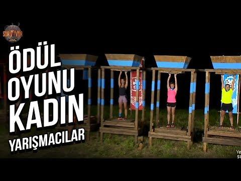 Sadece Kızlar Ödül Oyunu | 4.Bölüm | Survivor Türkiye - Yunanistan