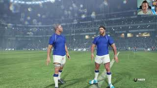 Rugby Challenge Manager : Head Club vs Agartha & TSB VS RP