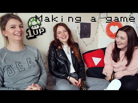 Girls in Gaming | Behind Making a Game