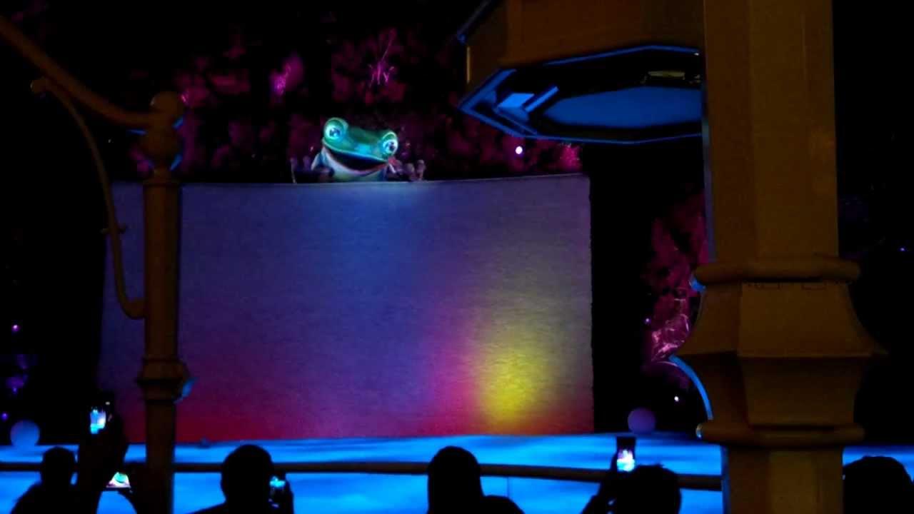 Wynn Las Vegas Parasol Down Deck Show Youtube