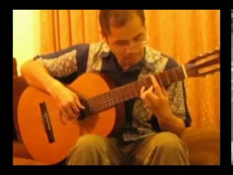 Tentang Kamu (BCL) - Fingerstyle Classical Guitar