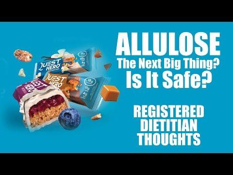 ALLULOSE Is it Safe? Dietitian Talk