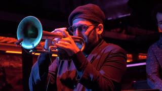Itamar Borochov Trumpet Solo