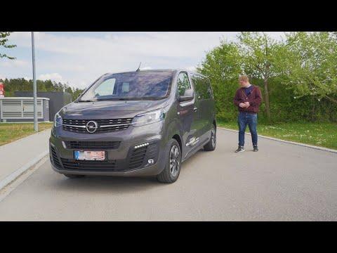 2020 Opel Zafira