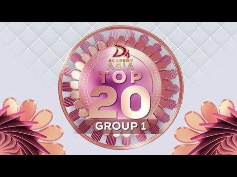 MEMASUKI TOP 20! Saksikan D'Academy Asia 4 Top 20 Group 1 Konser Show Malam ini! - 21 November 2018