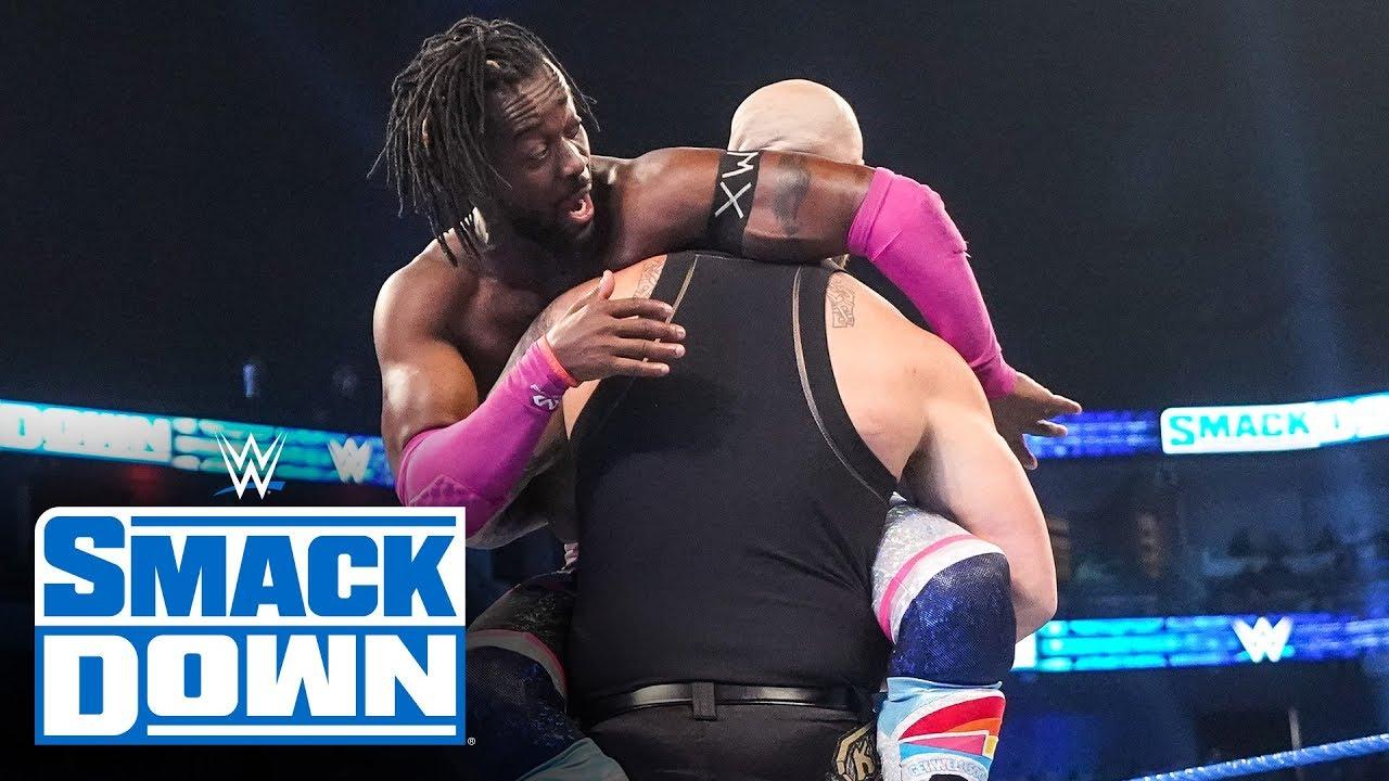 Download Kofi Kingston vs. King Corbin: SmackDown, Dec. 13, 2019