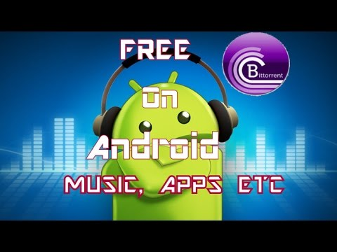 free music apps for my android phone