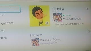 Mario Kart 8 Deluxe Online Races Part 3