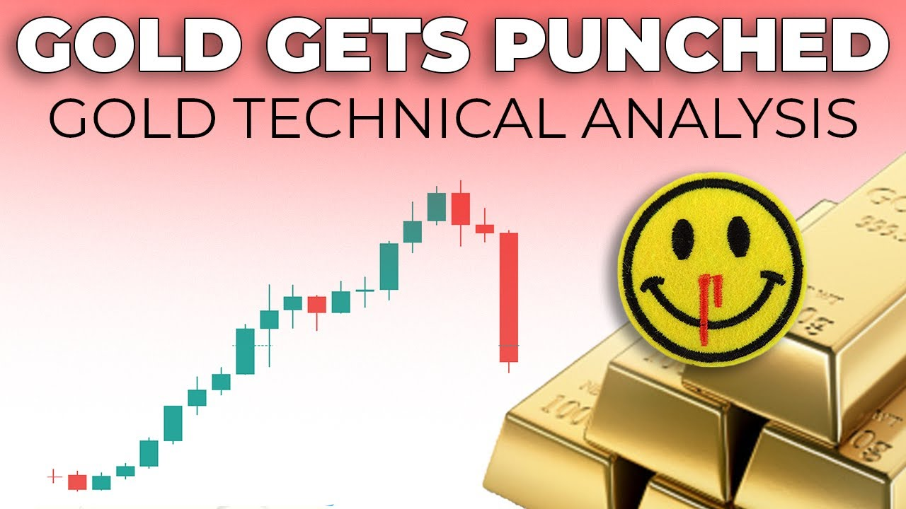 GOLD GETS A NOSEBLEED (Worst Day Since 2013) | Gold Technical Analysis